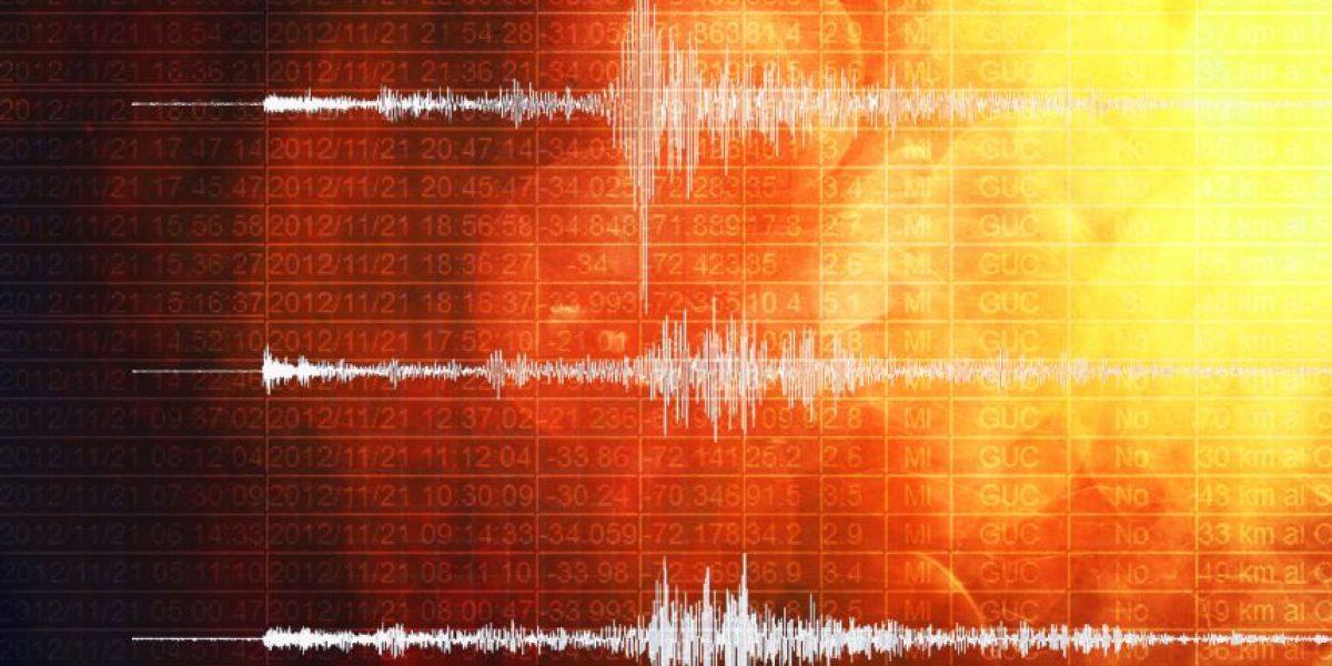 Sismo de 4.5 Richter remece a la Región de Coquimbo