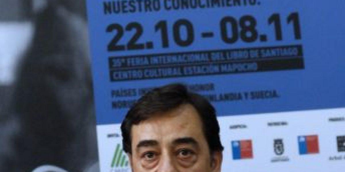 Feria internacional del Libro de Santiago tendrá actividades gratuitas