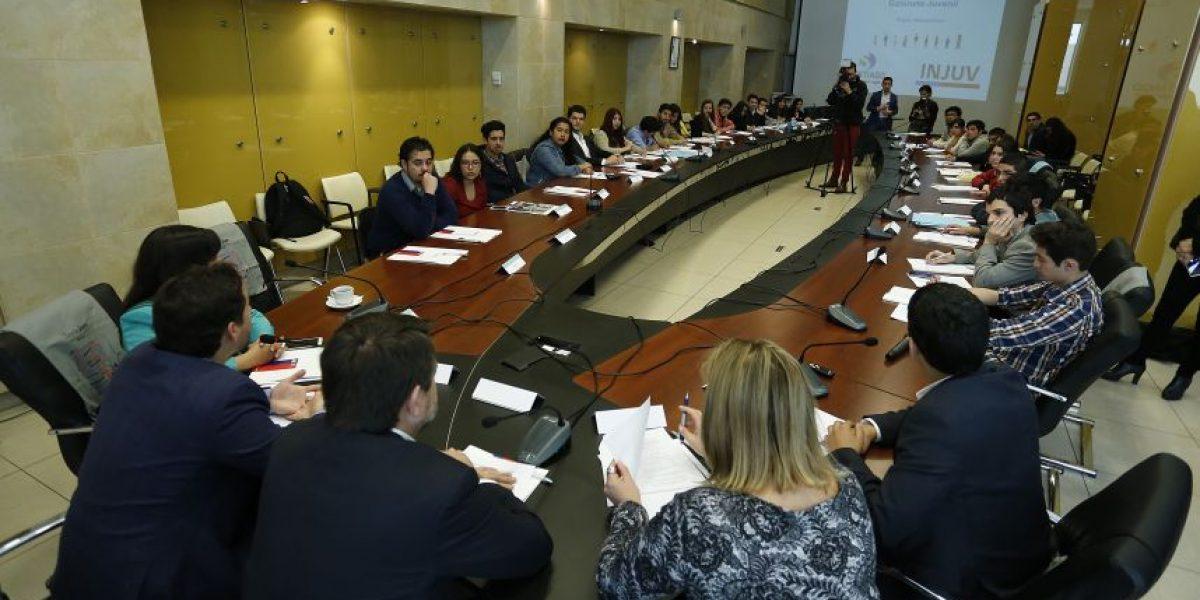 Gobierno constituye a nivel nacional el primer gabinete juvenil