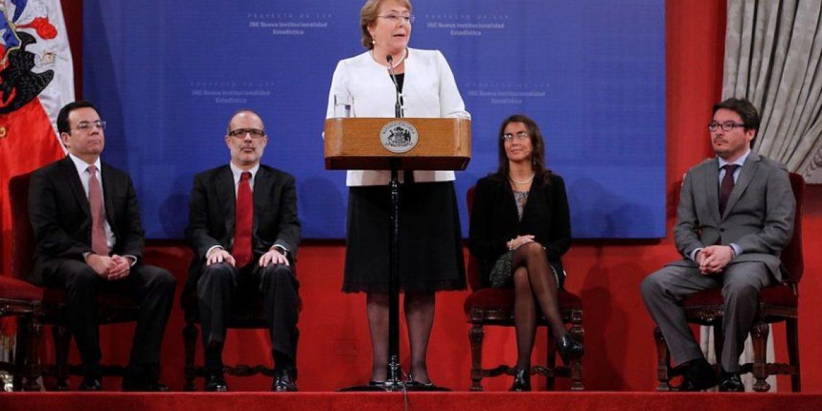 Bachelet y ratificación de Abbott como fiscal nacional: