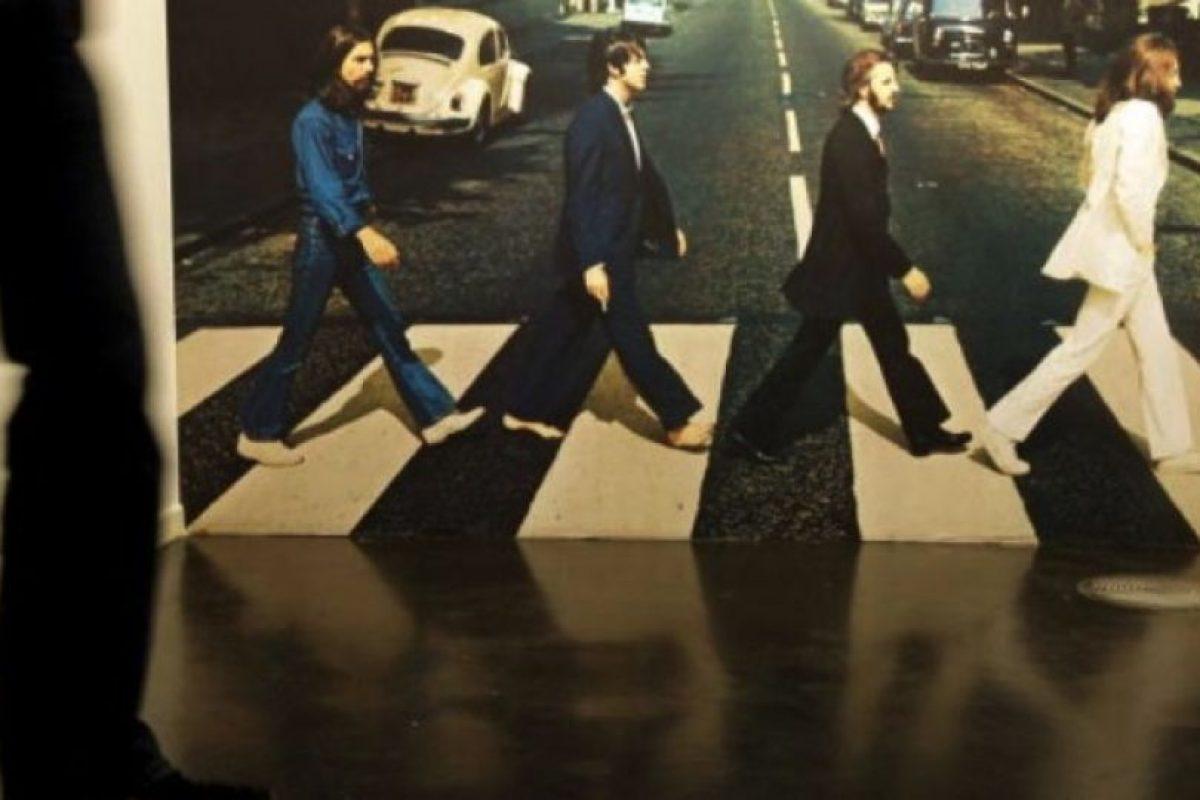 2. Con música de los Beatles Foto:Getty Images. Imagen Por: