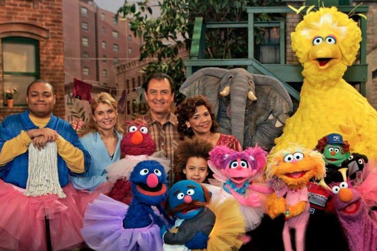 """""""Plaza Sésamo"""" es una de las series infantiles más famosas del mundo entero. Foto:Facebook/SesameStreet. Imagen Por:"""