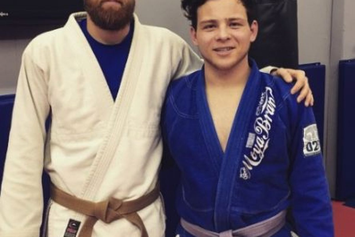 En los siguientes años, inició sus estudios en Jiu Jitsu brasileño. Foto:vía instagram.com/jonathanlipnicki. Imagen Por: