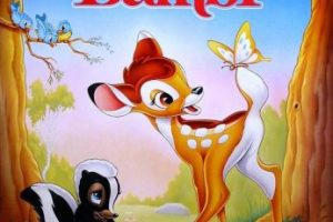 Bambi. Foto:Disney. Imagen Por: