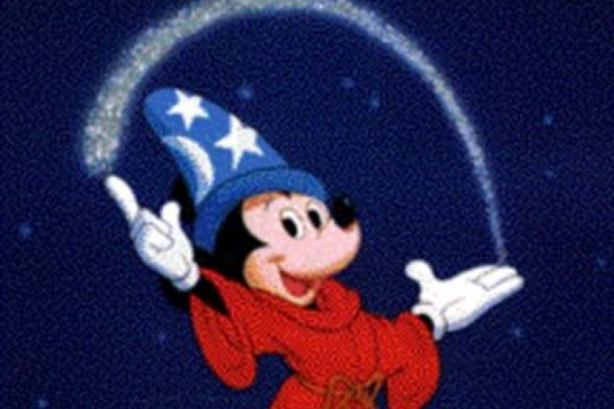 Fantasía. Foto:Disney. Imagen Por: