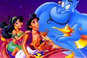 Aladino. Foto:Disney. Imagen Por: