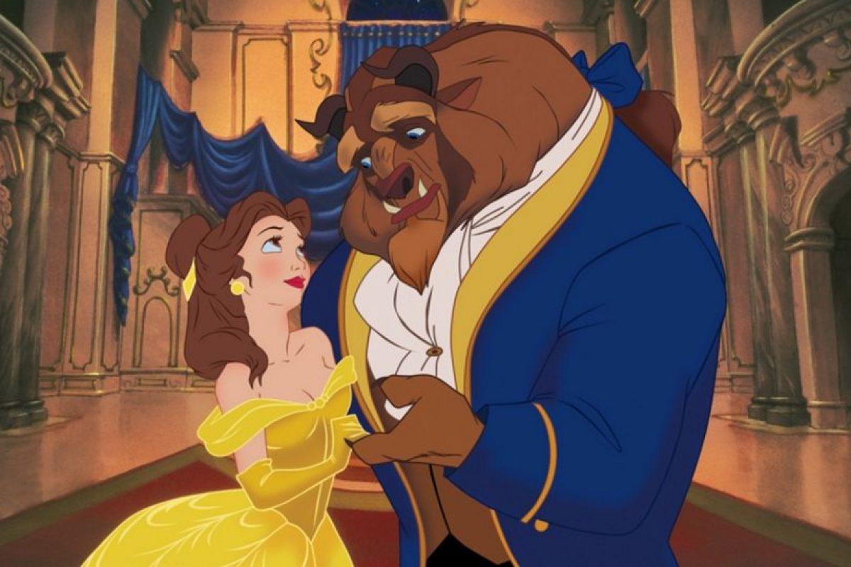 La bella y la bestia. Foto:Disney. Imagen Por: