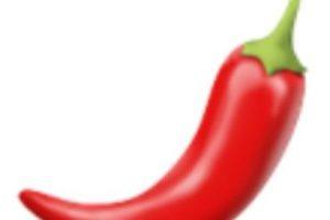 Chile picante. Foto:vía emojipedia.org. Imagen Por: