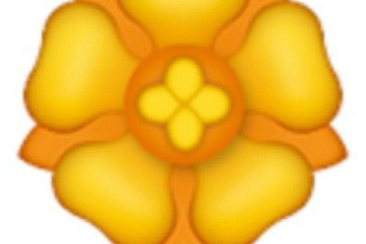 Roseta. Foto:vía emojipedia.org. Imagen Por:
