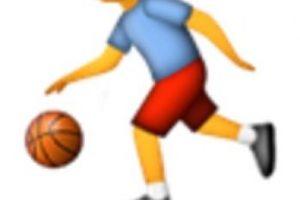 Basquetbolista. Foto:vía emojipedia.org. Imagen Por: