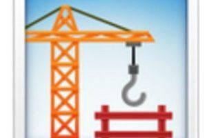 Edificio en construcción. Foto:vía emojipedia.org. Imagen Por:
