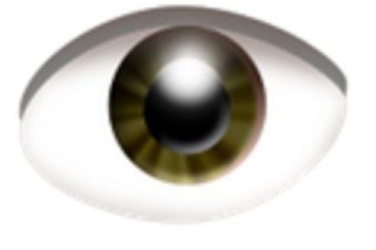 Ojo. Foto:vía emojipedia.org. Imagen Por: