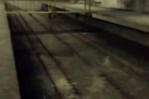 Las estaciones fantasma. En la estación Puente Cal y Canto de la línea 2 del Metro se encuentra una de las estaciones fantasma más famosas de la red, la cual está completamente construida debajo del Centro Cultural Estación Mapocho, pero inutilizable. Foto:Reproducción. Imagen Por: