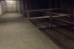 En la línea 4A se encuentra la estación, obra gruesa y andén, además de los accesos que funcionan como obra gruesa de Echeverría, ubicada en Américo Vespucio entre La Cisterna y San Ramón. Foto:Reproducción. Imagen Por: