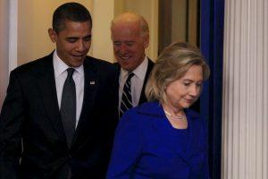 Ambos han trabajado con Barack Obama durante su mandato. Foto:Getty Images. Imagen Por: