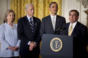 Biden intentó dos ocasiones obtener la presidencia. Foto:Getty Images. Imagen Por:
