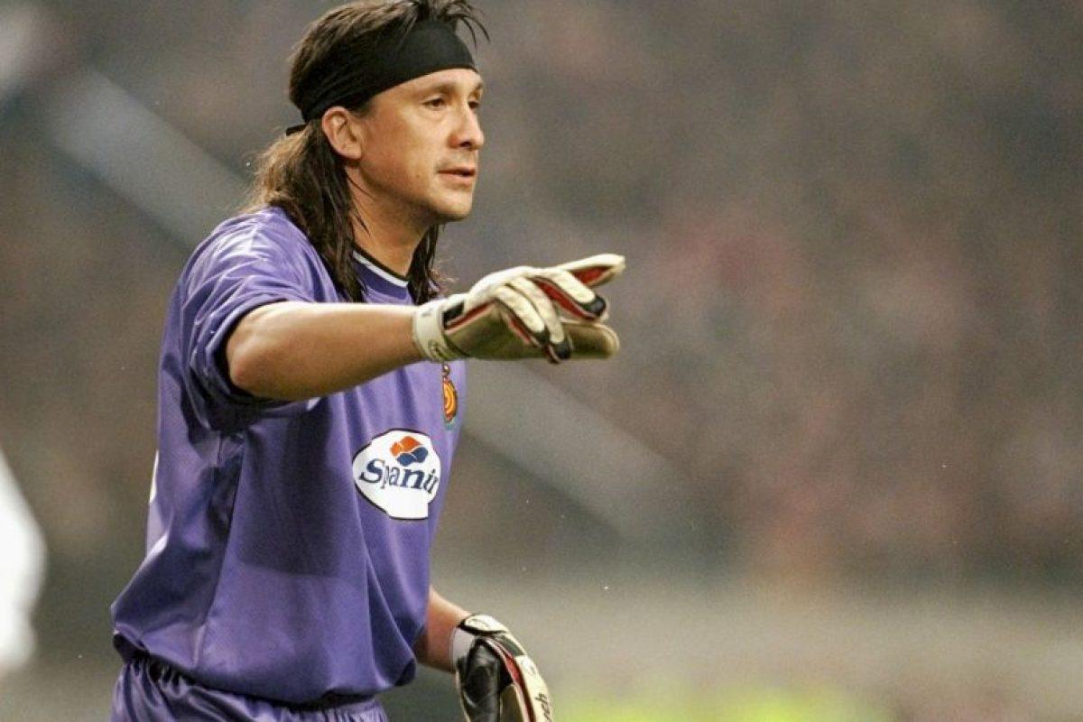 9. Germán Burgos (Futbolista argentino) Foto:Getty Images. Imagen Por: