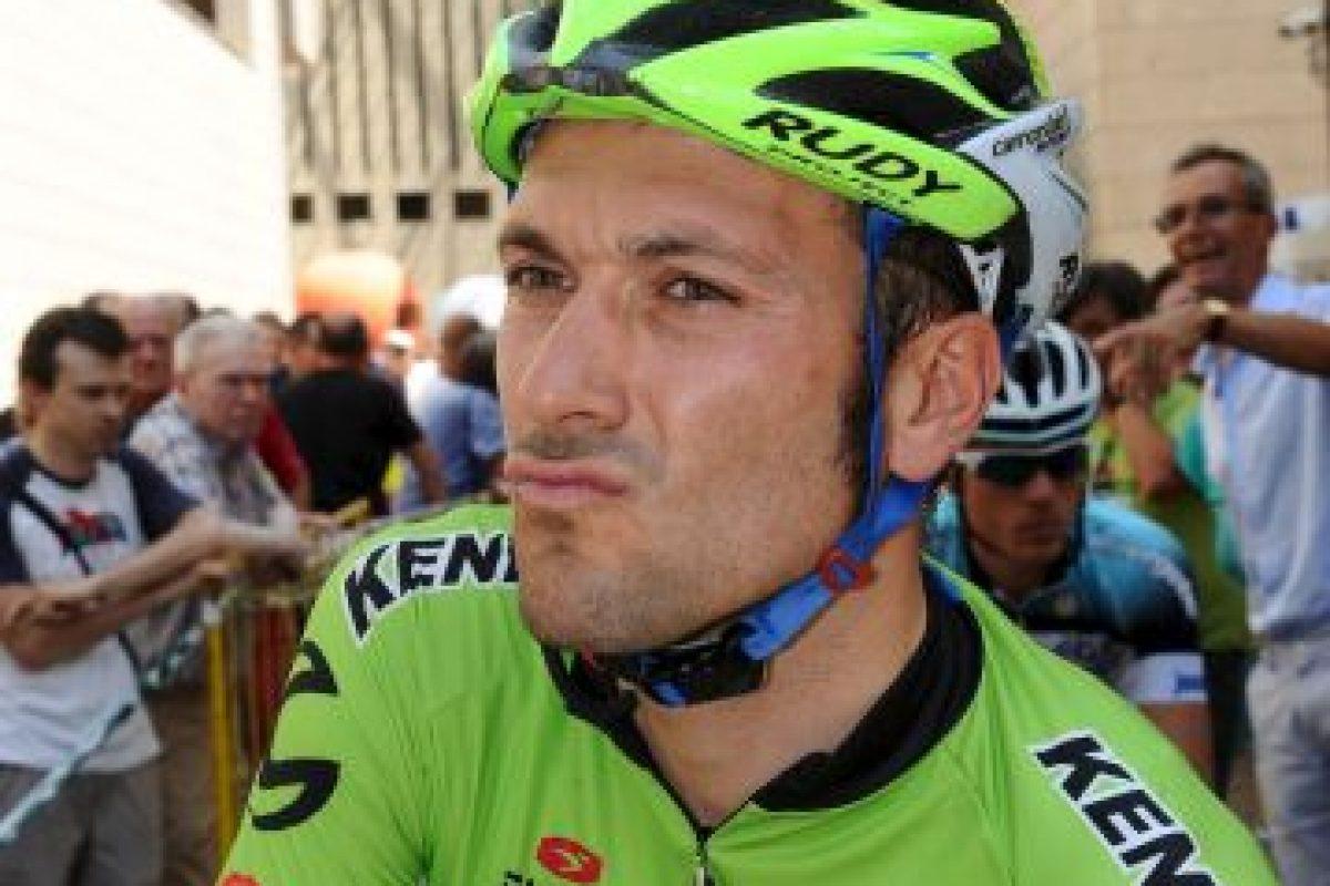 18. Iván Basso (Ciclista) Foto:Getty Images. Imagen Por: