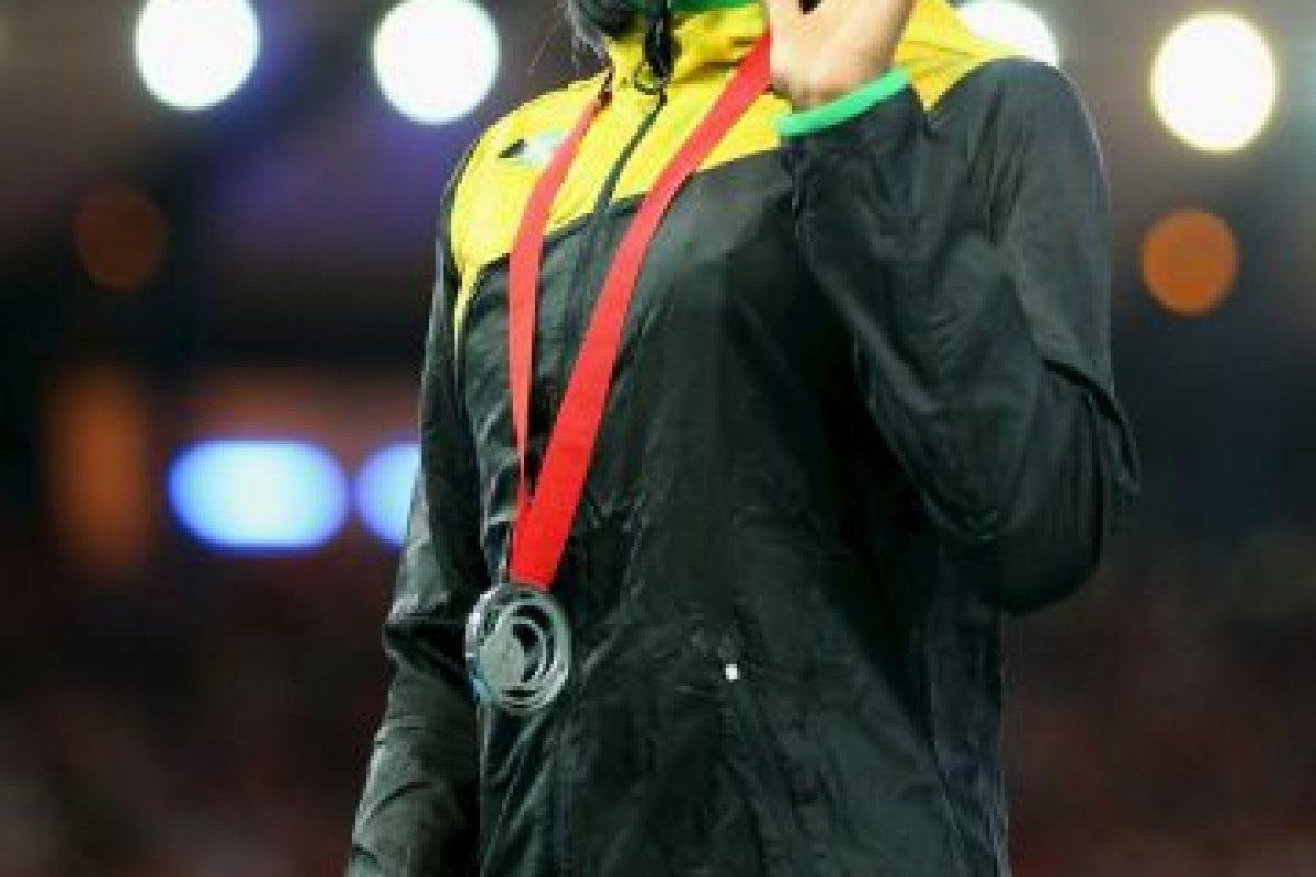 14. Novlene Williams-Mills (Velocista jamaiquina) Foto:Getty Images. Imagen Por: