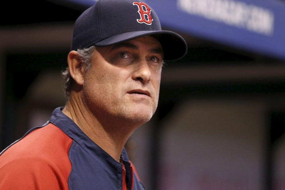 17. John Farrell (Coach de los Boston Red Sox) Foto:Getty Images. Imagen Por:
