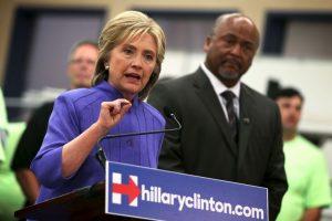 Por su parte esta es la segunda ocasión que Clinton lucha por ella. Foto:Getty Images. Imagen Por:
