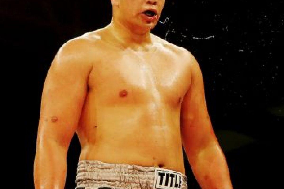 Willis Meehan es un boxeador profesional de Nueva Zelanda. Foto:Getty Images. Imagen Por: