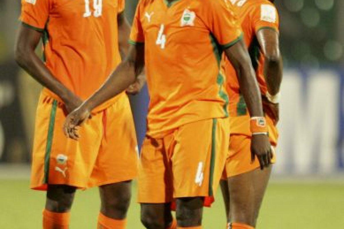 6. Oyala Ibrahim Touré (Futbolista marfileño) Foto:Getty Images. Imagen Por: