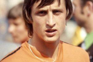 16. Johan Cruyff (Futbolista y entrenador holandés) Foto:Getty Images. Imagen Por:
