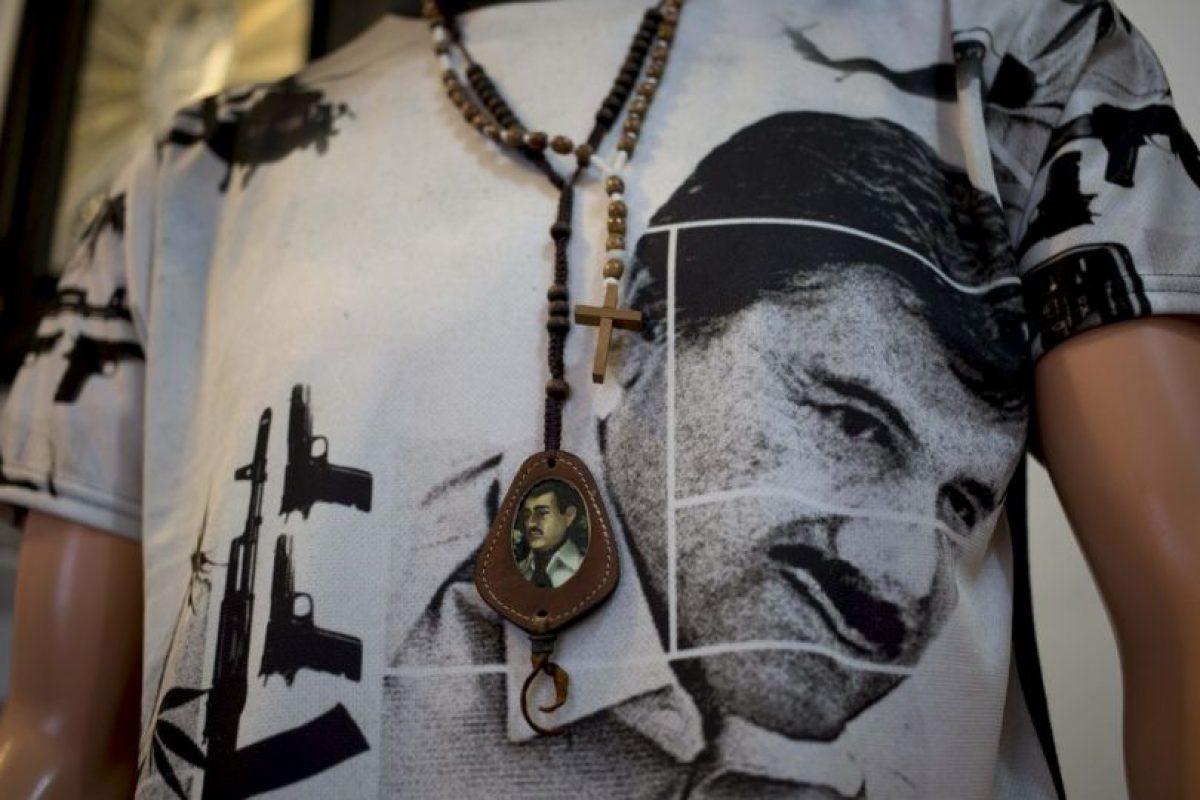 Del penal de alta seguridad del Altiplano, en México. Foto:AP. Imagen Por: