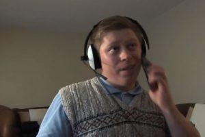Y ha hecho algunos videos con Bad Luck Brian, pero está más ocupado en su marca. Foto:vía Youtube/Kyle Craven. Imagen Por: