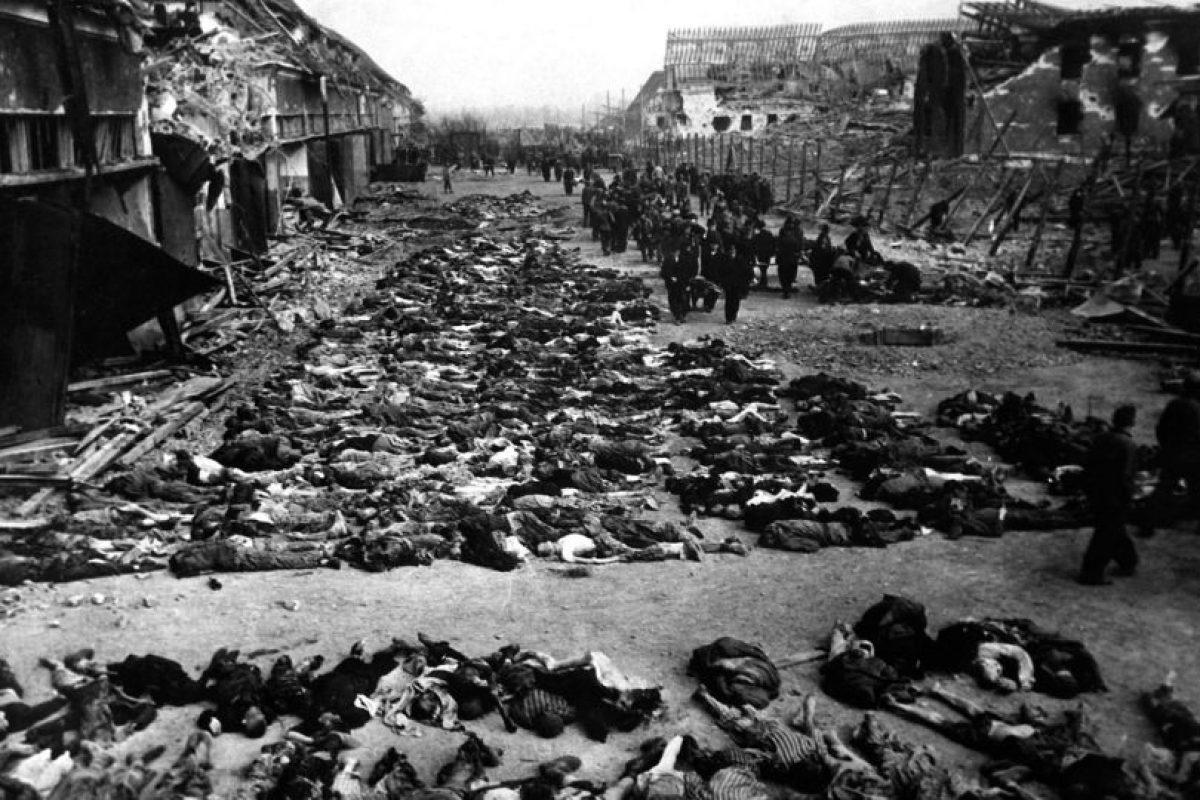El Holocausto Nazi dejó 11 millones de muertos, entre ellos 6 millones de judíos. Foto:vía Getty Images. Imagen Por: