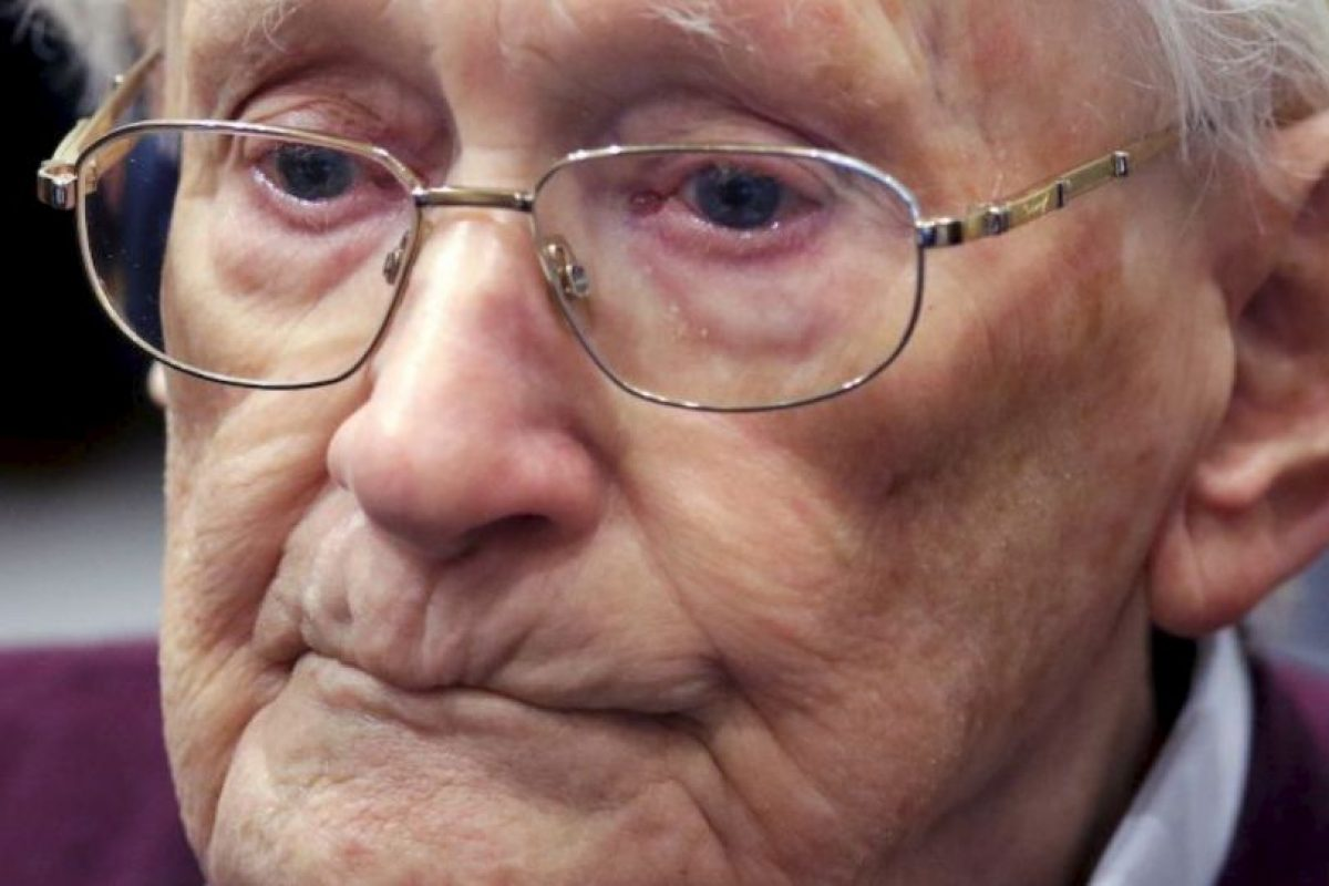 Todo por lo que hizo en el régimen. Foto:vía AP. Imagen Por: