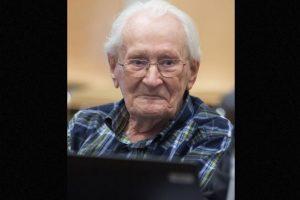 Este comenzó a trabajar en Auschwitz a los 22 años. Foto:vía AP. Imagen Por: