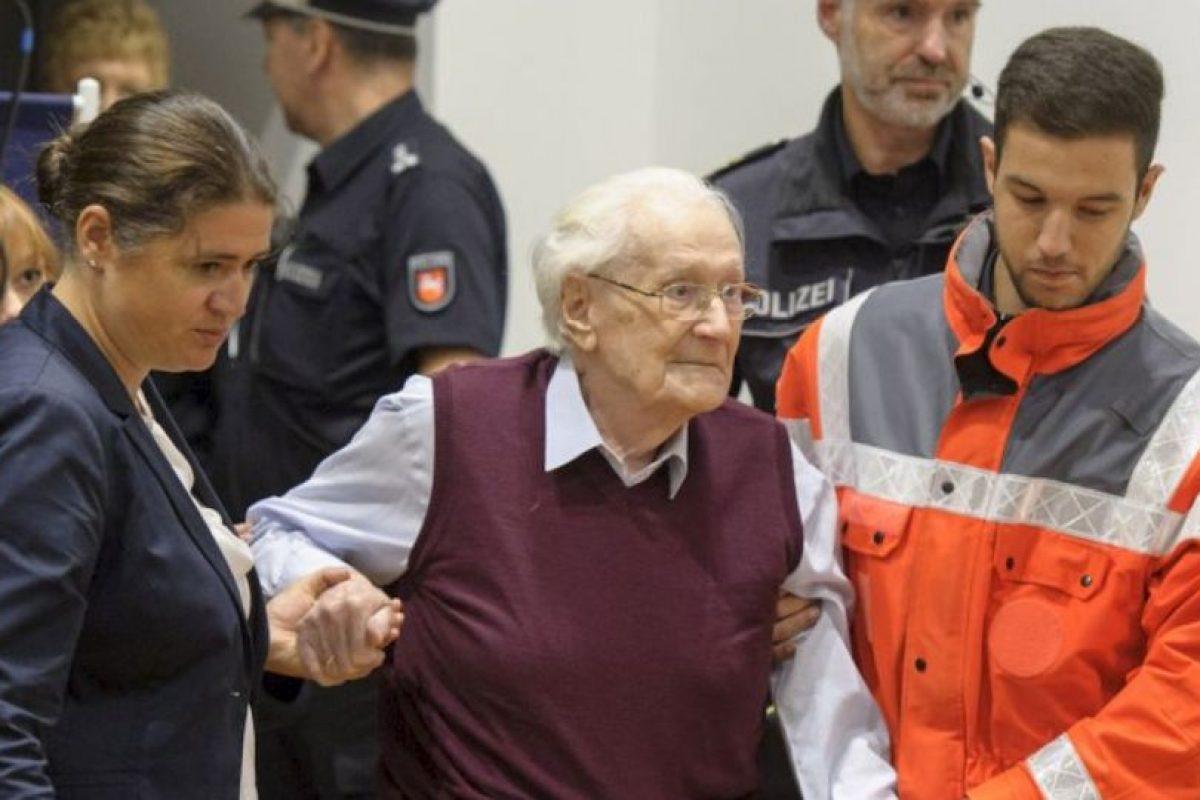 Ahora tiene 94 años. Foto:vía AP. Imagen Por: