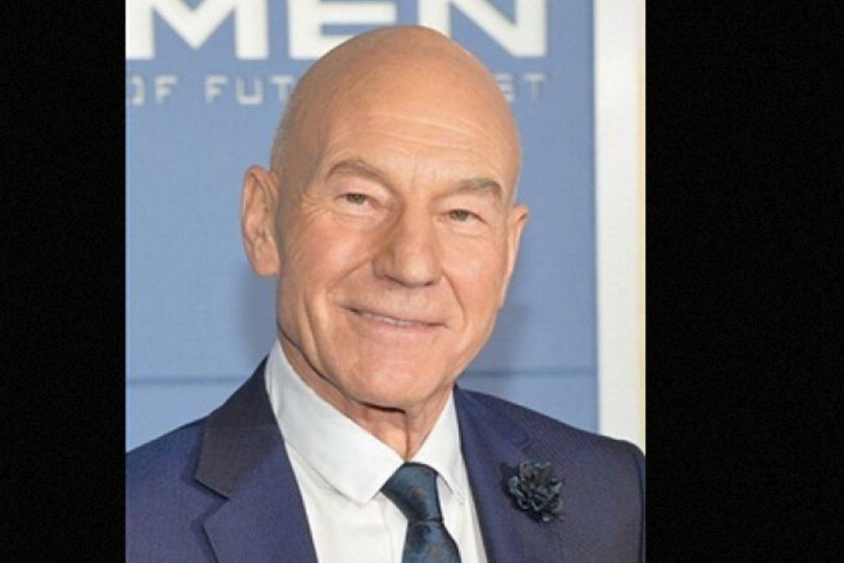 """Su última gran película fue """"X- Men, días del futuro pasado"""". Foto:vía Getty Images. Imagen Por:"""