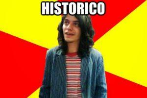 """Daniel Malpica se hizo popular por el meme de """"chairo"""" o """"mamerto"""", al interpretar al joven con intenciones revolucionarias y coherencia fallida. Foto:vía Meme Generator. Imagen Por:"""
