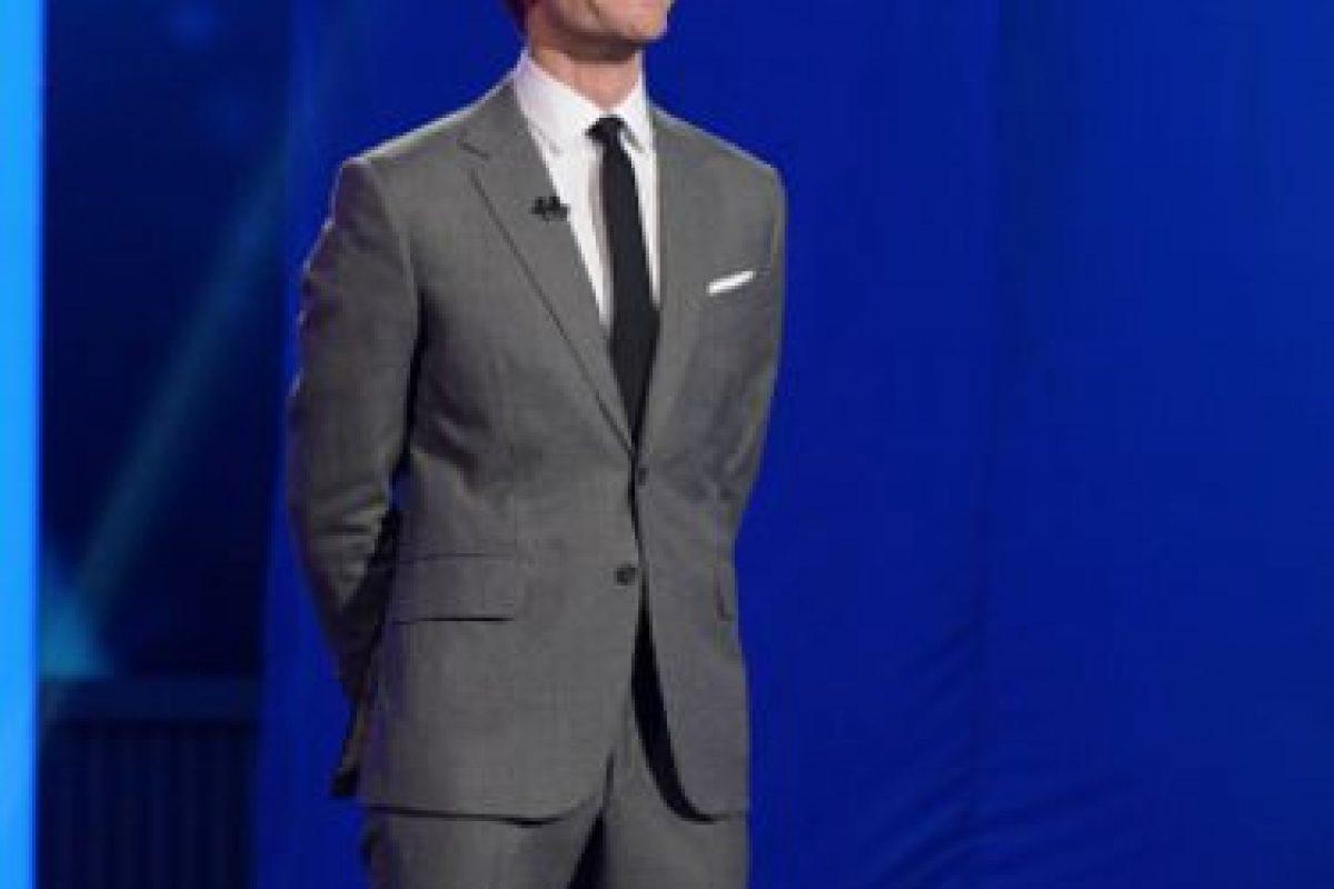 """El actor fue anfitrión en los Oscar e hizo un gran papel en la película """"Perdida"""". Foto:vía Getty Images. Imagen Por:"""