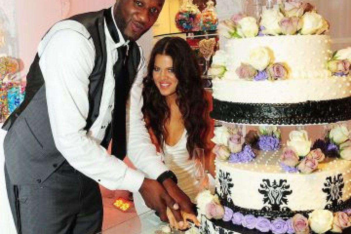 La boda se realizó en una residencia privada en Beverly Hills. Foto:Grosby Group. Imagen Por: