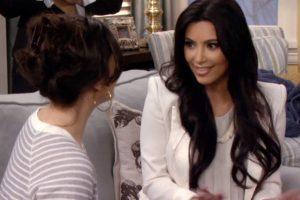 "En 2012, Kim Kardashian realizó un cameo en la serie ""Last Man Standing"". Foto:ABC. Imagen Por:"