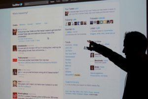 61% del total de tuits están en inglés. Foto:Getty Images. Imagen Por: