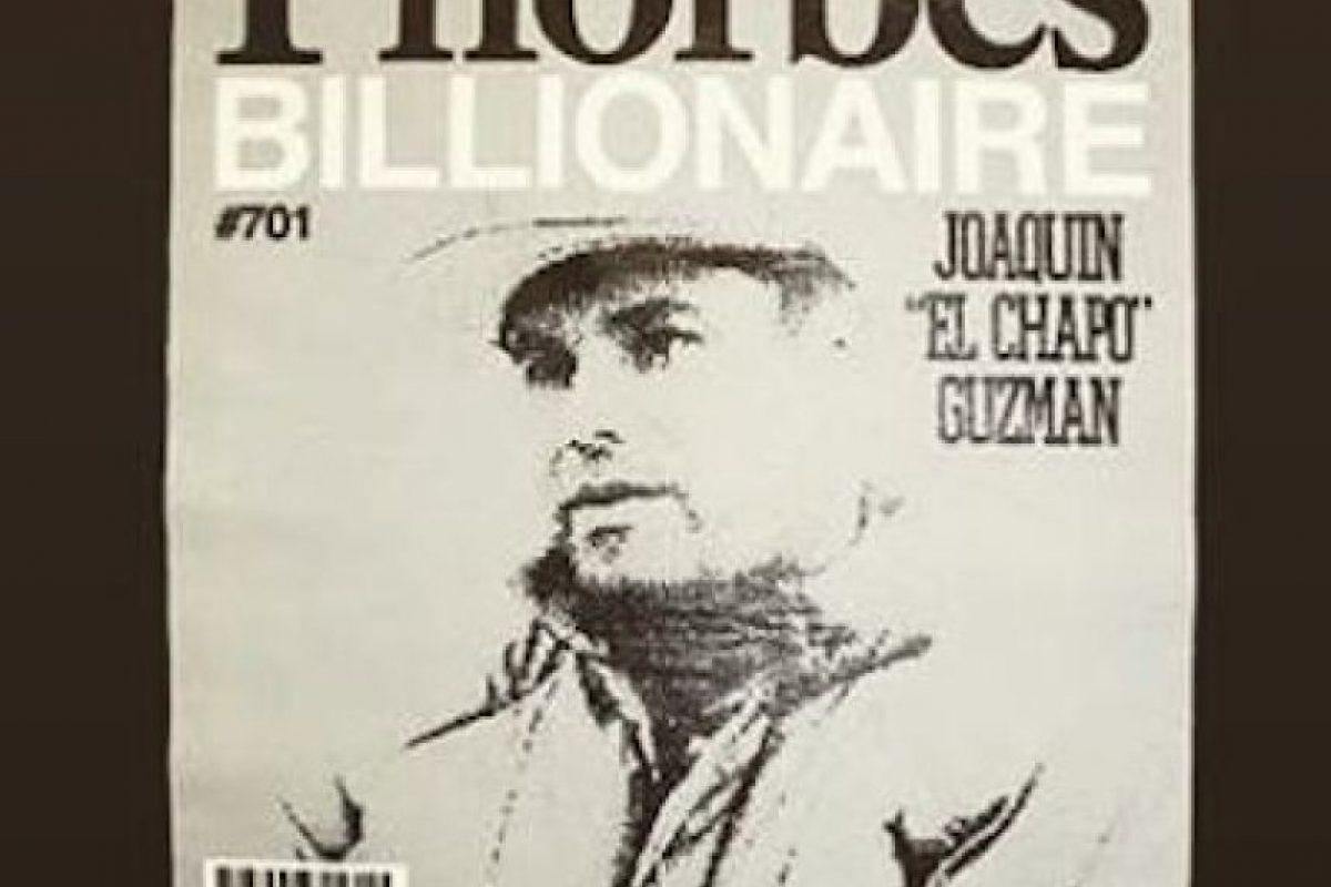 Fue el 11 de marzo de 2009 cuando la conocida publicación colocó a Guzmán Loera en el lugar número 701 de las personas más millonarias del mundo. Foto:Instagram.com/explore/tags/701/. Imagen Por: