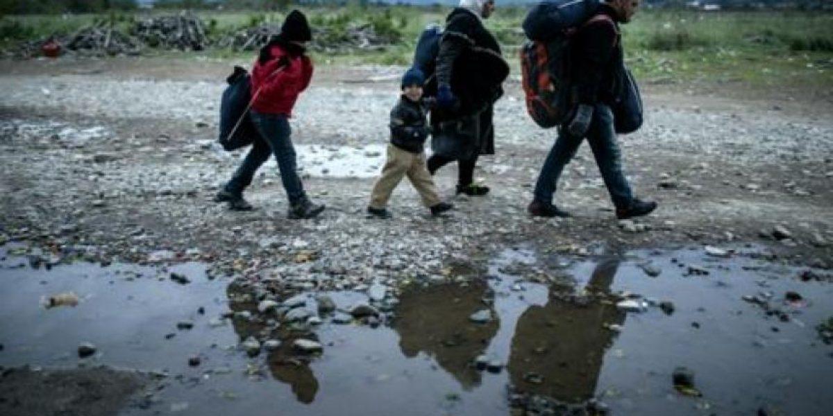 Los refugiados sirios toman nuevas rutas según se acerca el invierno