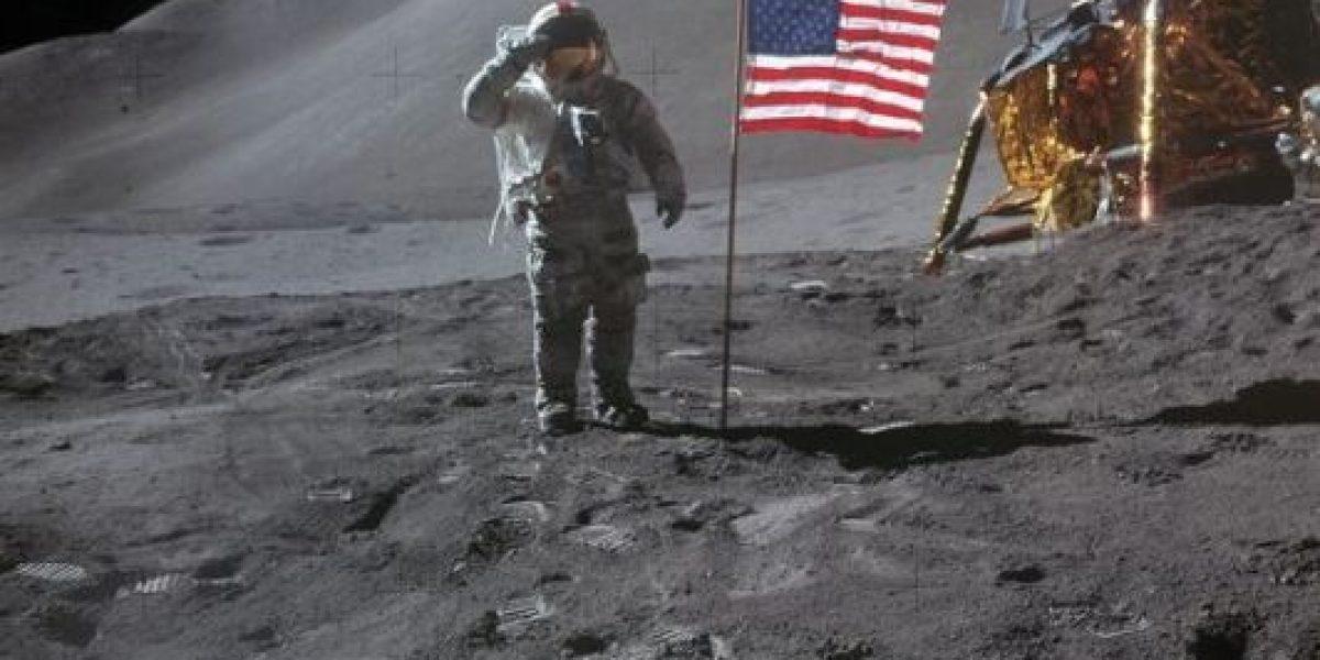 Subastan el reloj que el comandante de vuelo del Apolo 15 usó en la Luna