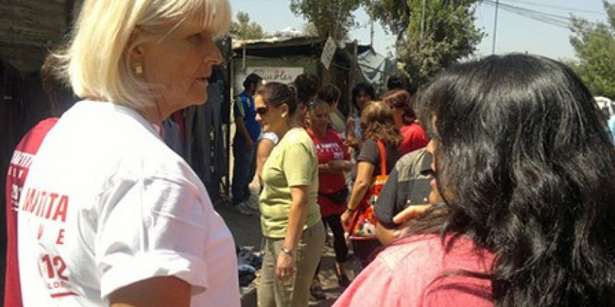 Robaron casa de ex alcaldesa de Lo Barnechea: fue maniatada y golpeada
