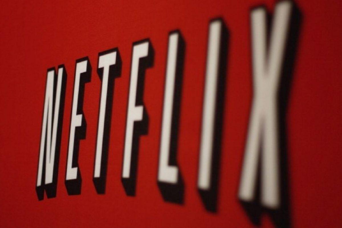 3- Netflix. Foto:Getty Images. Imagen Por: