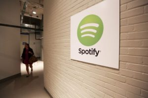 5- Spotify. Foto:Getty Images. Imagen Por: