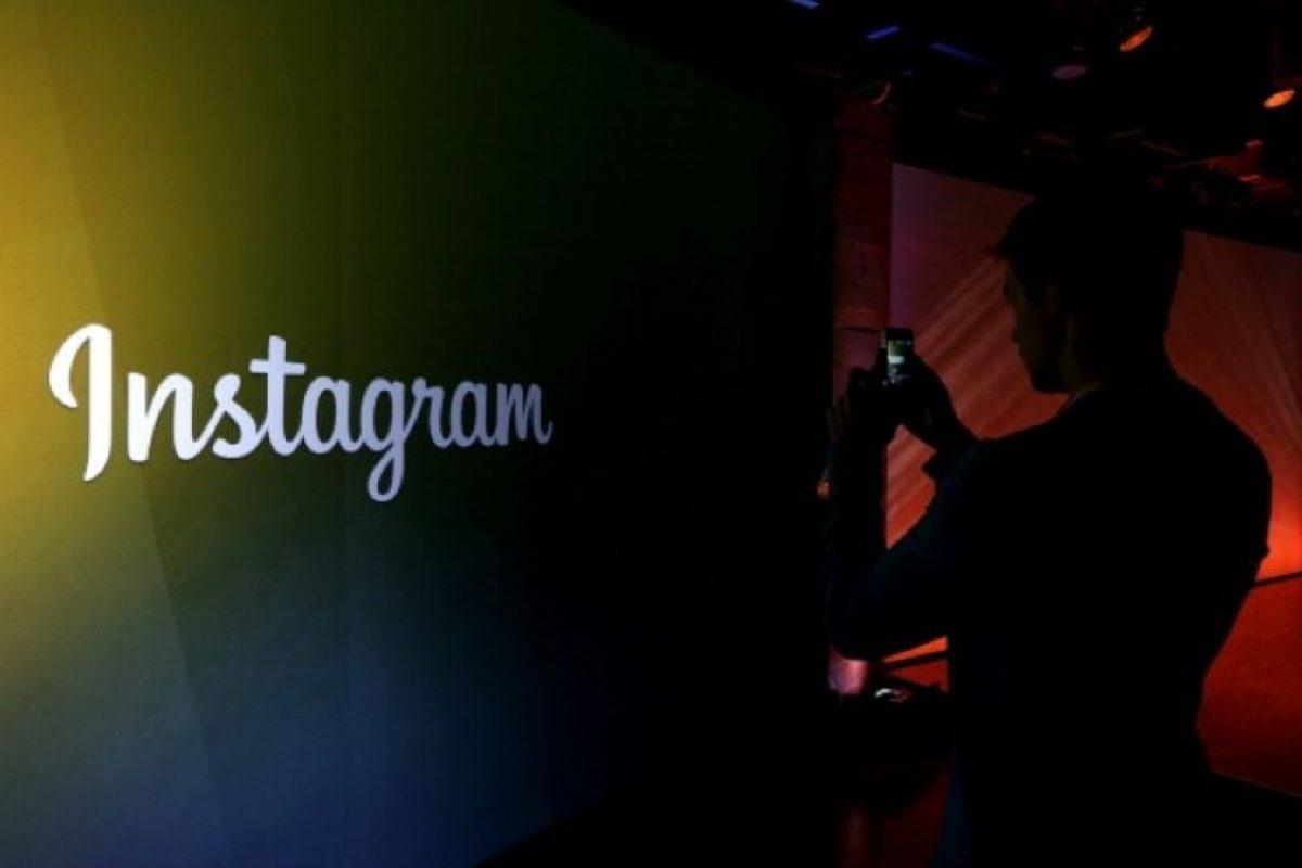 4- Instagram. Foto:Getty Images. Imagen Por: