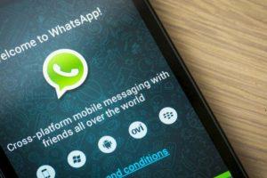 2- WhatsApp. Foto:WhatsApp. Imagen Por: