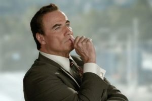 Travolta tras su caracterización. Foto:IMDB. Imagen Por: