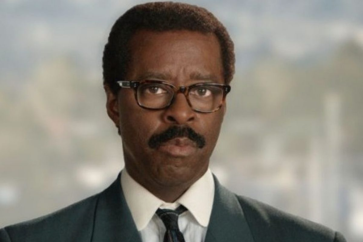 Courtney B. Vance le da vida al abogado Johnnie Cochran Foto:IMDB. Imagen Por: